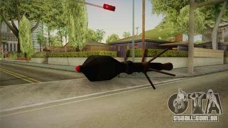 Blacklight: Retribution - RL5 para GTA San Andreas terceira tela