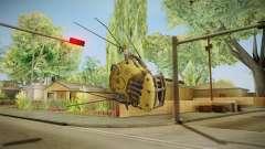 Fallout 4 DLC Automatron - Mechanist Eyebot para GTA San Andreas