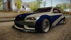 BMW M3 NFS Most Wanted Liberty Walk para GTA San Andreas