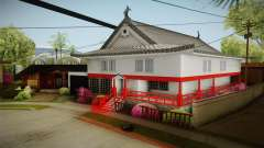 Japanese Castle CJ House