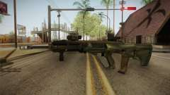 Battlefield 4 - Steyr AUG para GTA San Andreas