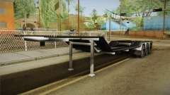 American Multiple Carrier Trailer para GTA San Andreas