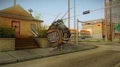 Fallout 3 - Eyebot para GTA San Andreas