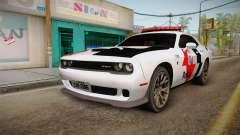 Dodge Challenger Hellcat 2012 PMSP