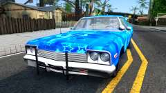 Dodge Monaco 1974 Blue Star