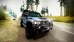 HUMMER H3 OFF ROAD para GTA San Andreas