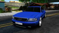 AUDI A8 Long 2002