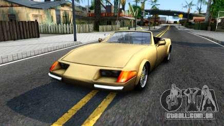 VC Stinger para GTA San Andreas