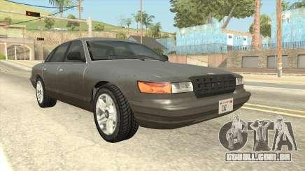 GTA 5 Vapid Stanier para GTA San Andreas