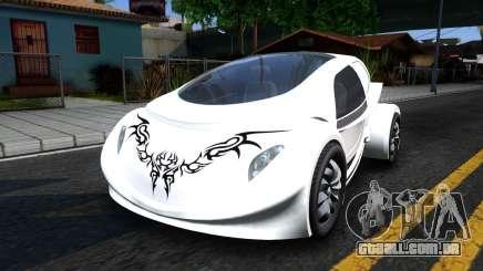 Alien Hustler para GTA San Andreas