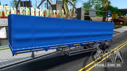 NefAZ Trailer para GTA San Andreas