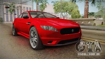 GTA 5 Ocelot Jackal 2-doors para GTA San Andreas