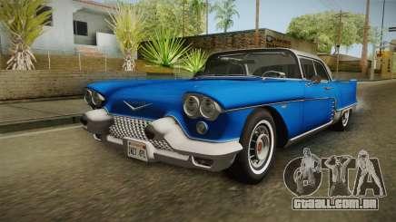 Cadillac Eldorado Brougham 1957 IVF para GTA San Andreas