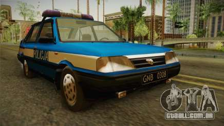 FSO Polonez Atu Policja para GTA San Andreas