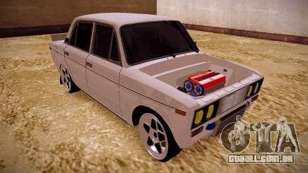 VAZ 2106 CÓLICAS para GTA San Andreas