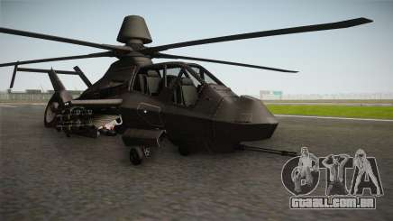 RAH-66 Comanche with Pods para GTA San Andreas