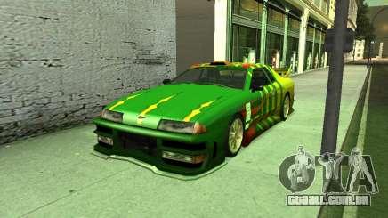 Legend566 Paint Job para GTA San Andreas