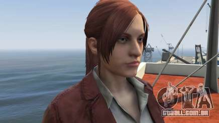 Claire Redfield from Resident Evil: Revelation 2 para GTA 5