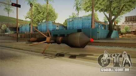 Blacklight: Retribution - RL5 para GTA San Andreas