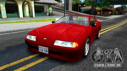 Standart Elegy IVF para GTA San Andreas