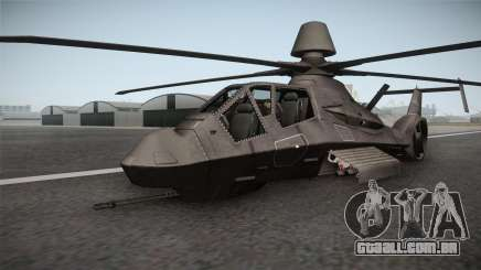 RAH-66 Comanche Retracted para GTA San Andreas