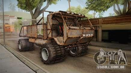 GTA 5 MTL Wastelander IVF para GTA San Andreas