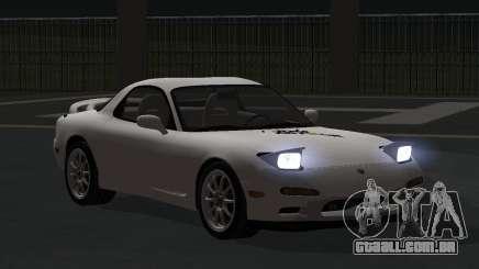Mazda RX-7 1991 RUS para GTA San Andreas