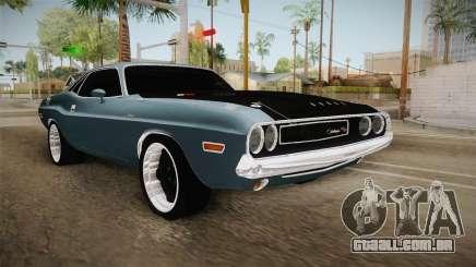 Dodge Challenger MM 1970 para GTA San Andreas