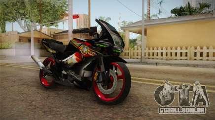 Kawasaki RR 150 para GTA San Andreas
