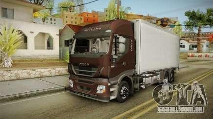 Iveco Stralis Hi-Way 560 E6 6x2 Cooliner v3.0 para GTA San Andreas
