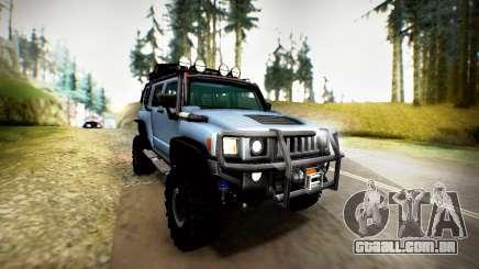 HUMMER H3 OFF ROAD para GTA San Andreas
