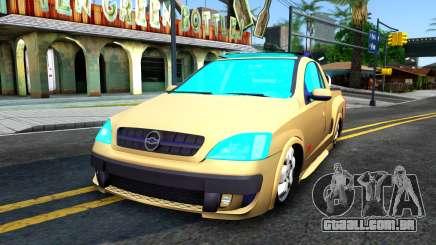 Chevrolet Montana para GTA San Andreas