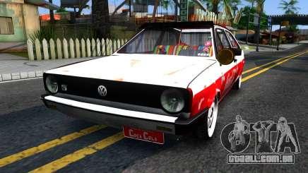 Volkswagen Gol Coca-Cola para GTA San Andreas