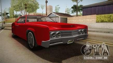 GTA 5 Albany Virgo Continental para GTA San Andreas