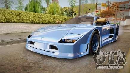 GTA 5 Grotti Turismo Classic para GTA San Andreas