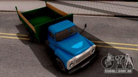 GAZ 52-03 para GTA San Andreas vista direita