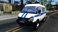 Gazela 2705 Polícia