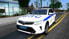 Toyota Camry Russian Police