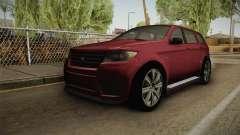 GTA 5 Bravado Gresley