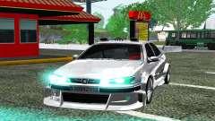 PEUGEOT 406 SL TAXI 2 para GTA San Andreas