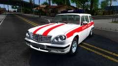 GAZ 31105 Volga combi Ambulância