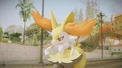 O Pokémon XY Braixen
