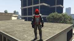 BAK Red Hood para GTA 5