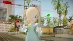 Mario Galaxy - Rosalina para GTA San Andreas