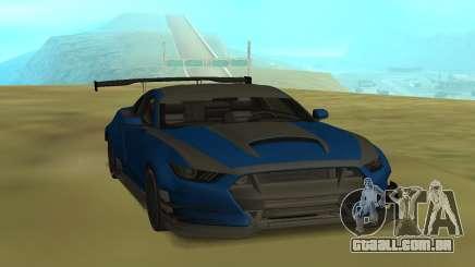 Ford Mustang GT550S para GTA San Andreas