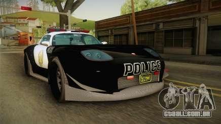 GTA 5 Bravado Banshee Supercop IVF para GTA San Andreas