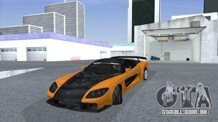 Mazda RX-7 VeilSaid LM para GTA San Andreas