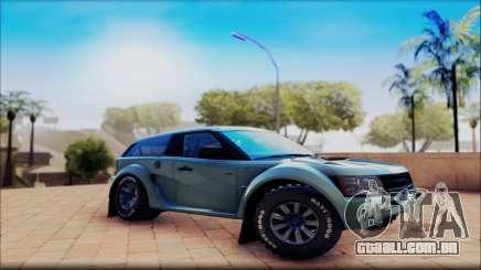 Maps Bowler Nemesis para GTA San Andreas