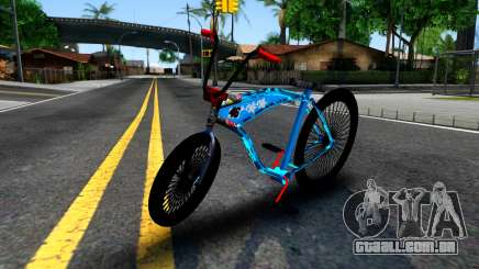 Pistera para GTA San Andreas