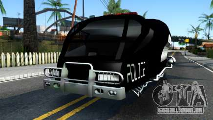 Alien Enforcer para GTA San Andreas